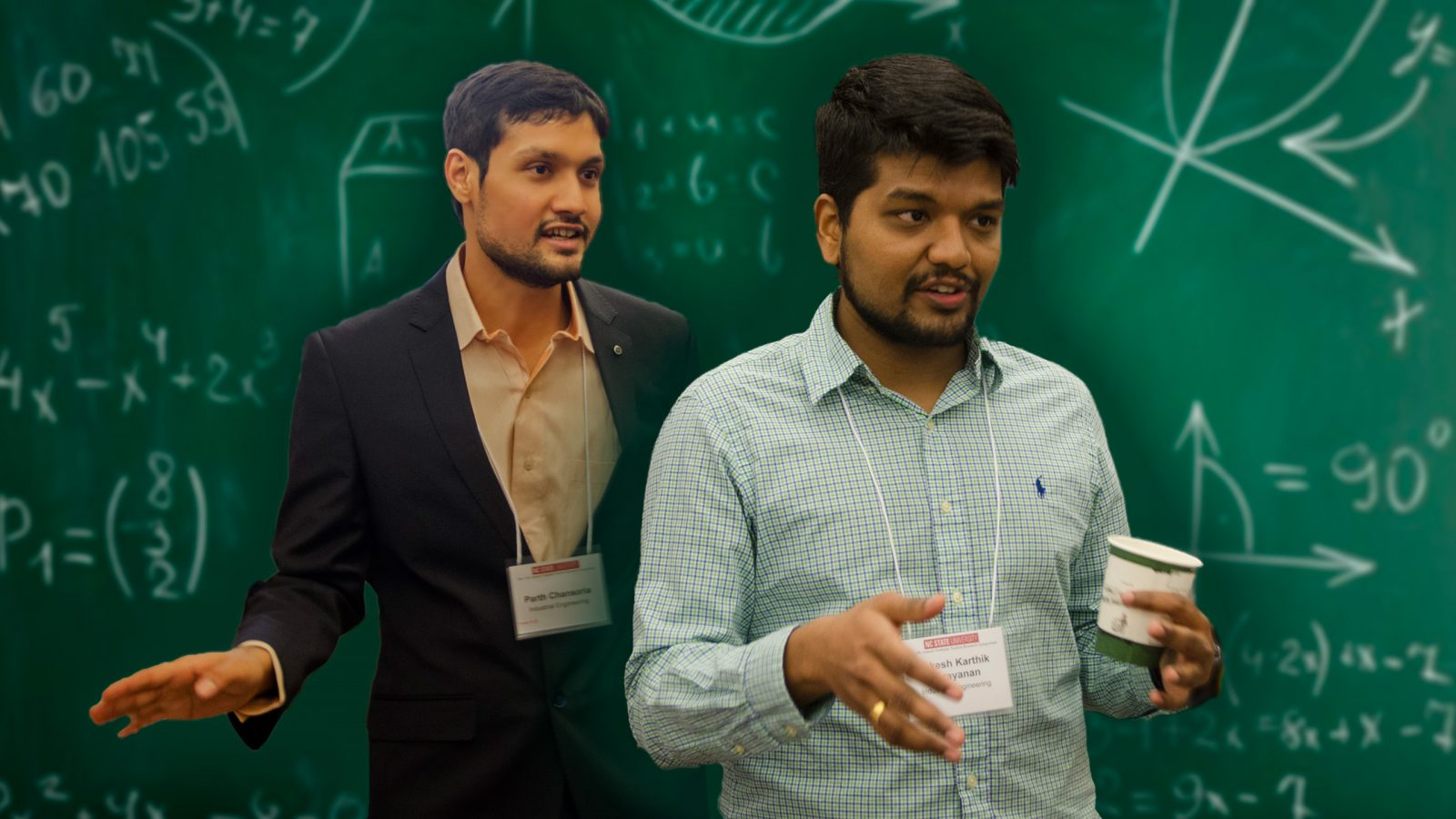 Lokesh Narayanan | Parth Chansoria | Grad Research Symposium 2018