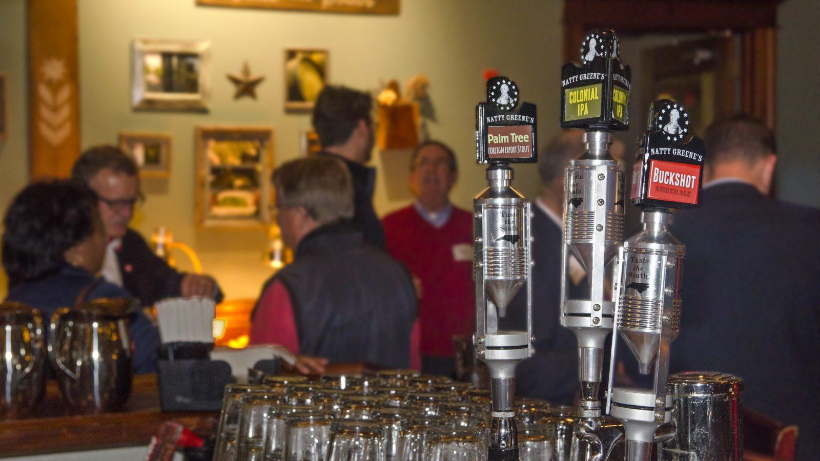 ISE - MAE Alumni Mixer | Natty Greens Brewery