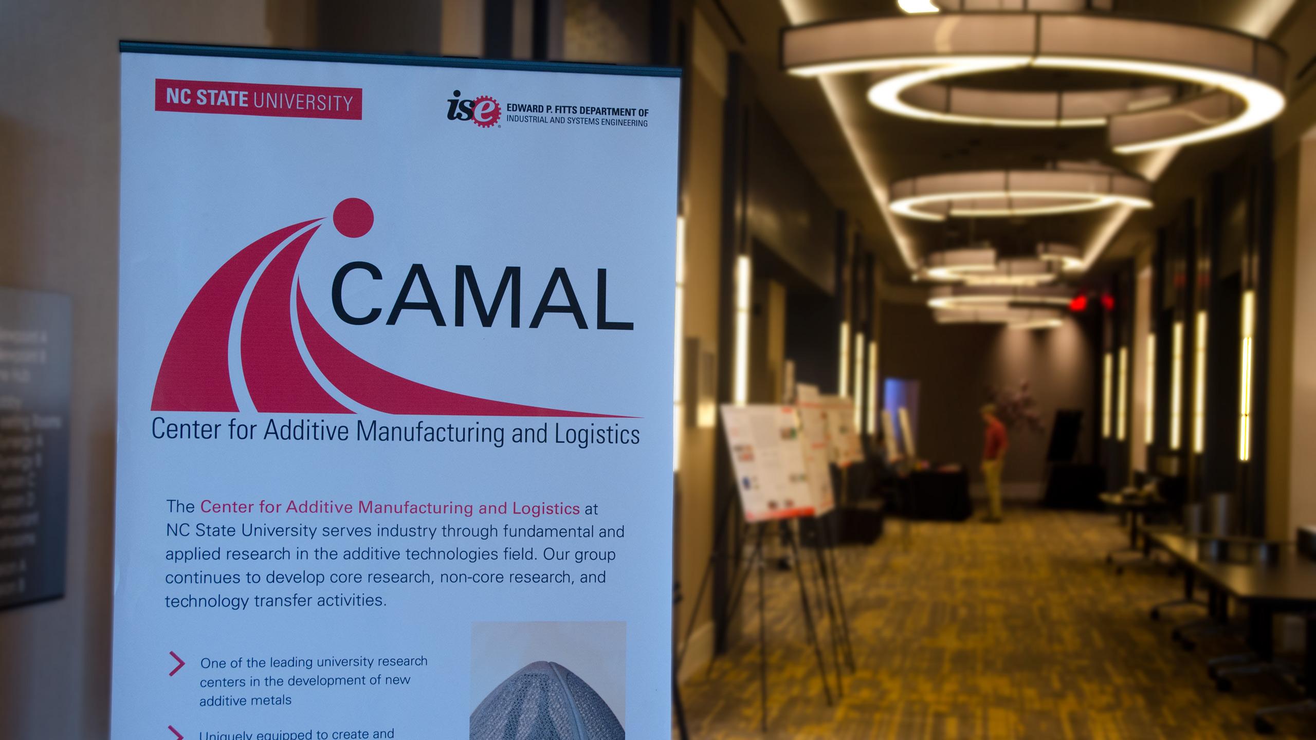 2018 CAMAL Additive Manufacturing Symposium