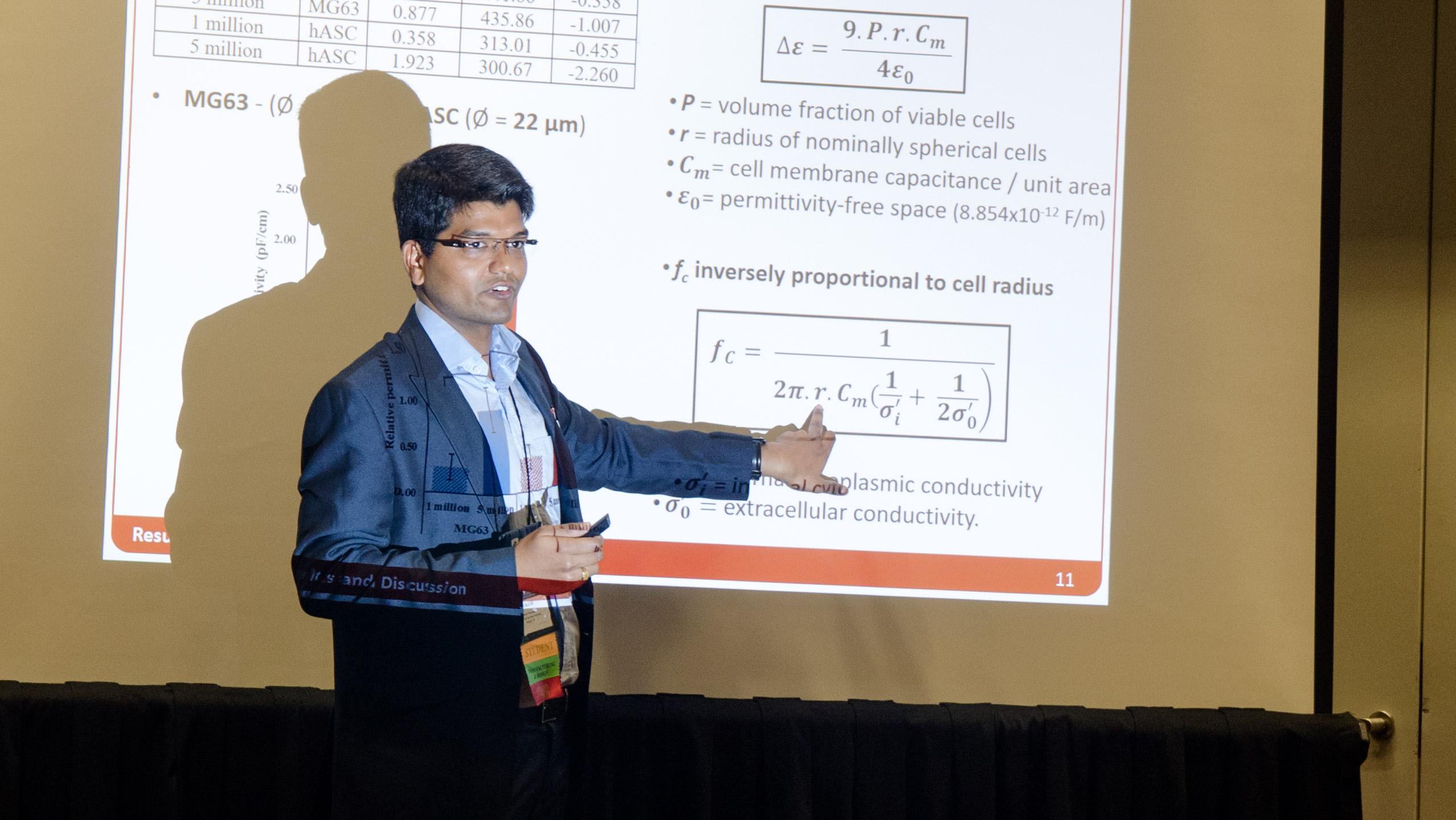 Lokesh Karthik Narayanan | 2018-19 John L. Inhoff Scholarship