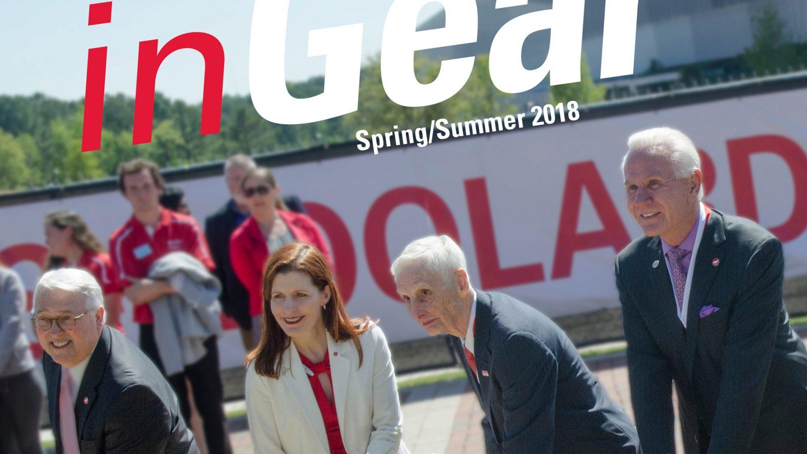 inGear Magazine | Spring/Summer 2018