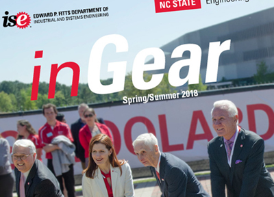 Spring/Summer 2018 Edition of inGear Magazine