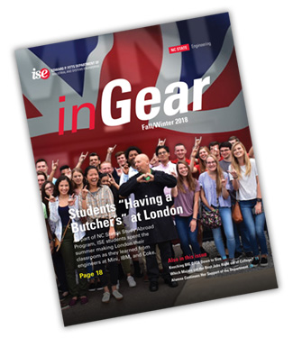 Fall / Winter 2018 inGear Magazine