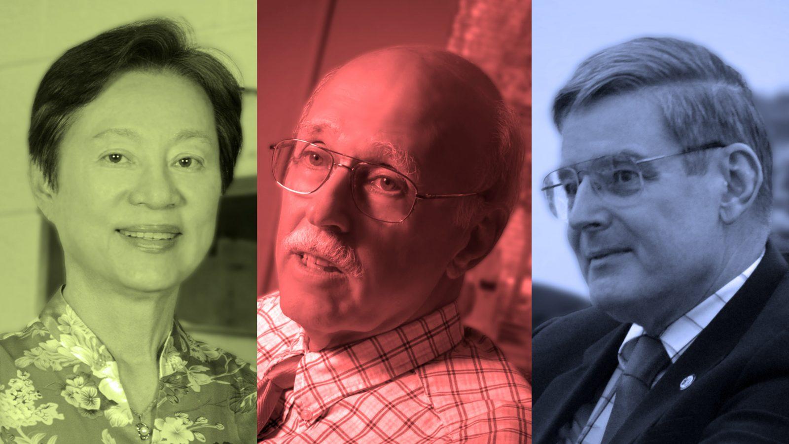 ISE Retirements | Cecilia Chen | Thom Hodgson | Jim Wilson