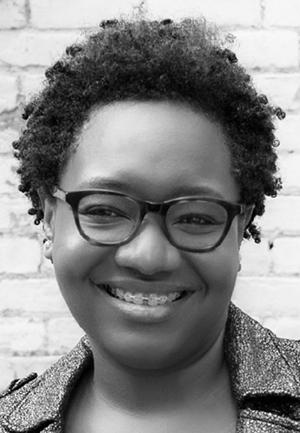 Class of 2018 Outstanding Young Alumnus - Rashida Hodge