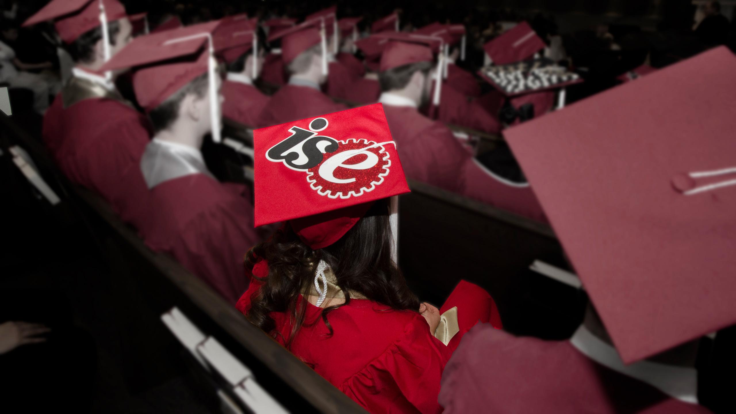 ISE Fall 2018 Graduation Ceremony