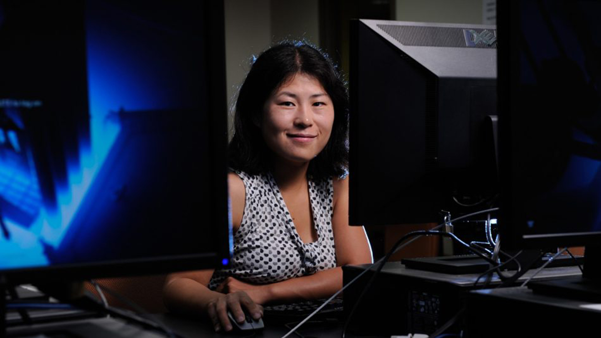 SEMINAR SERIES   Min CHI   NC State Computer Science