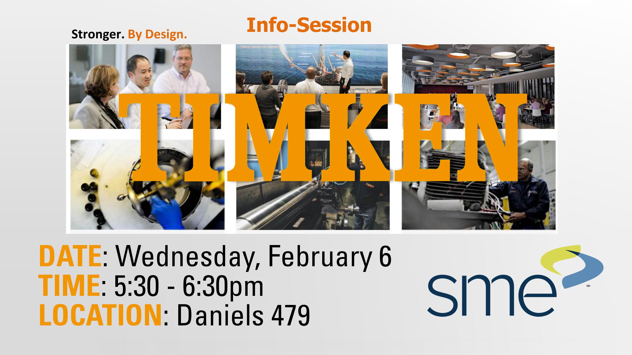 SME | Tinken Recruitment Event