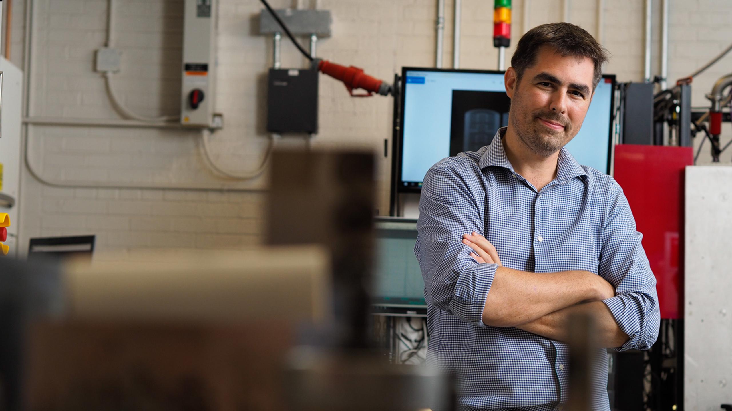 Inside NC State's Leading-Edge 3D Printing Hub