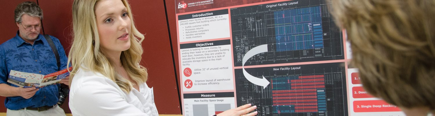 Past Senior Design Projects | NC State ISE