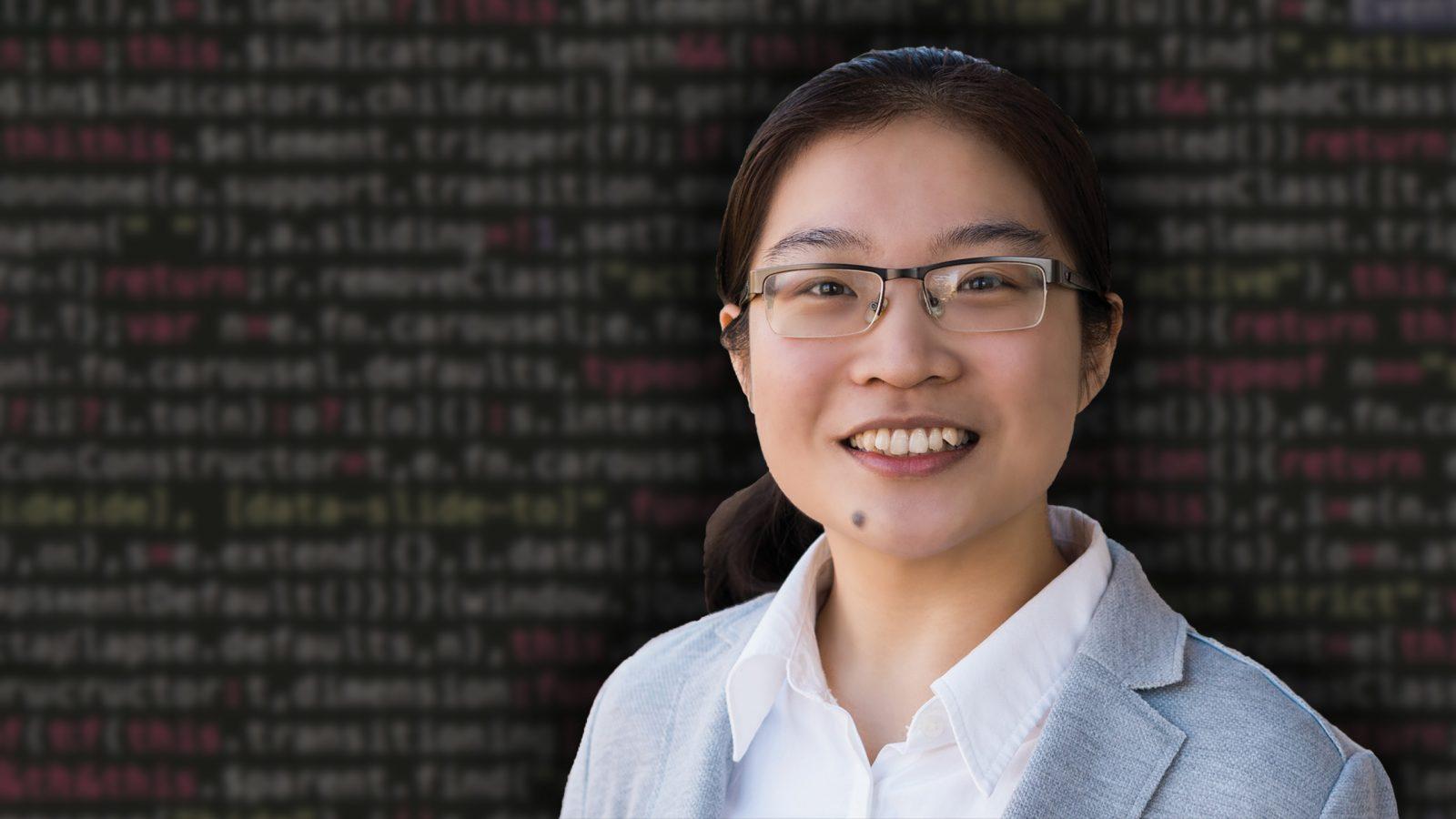 Undergraduate Student Profile | Lingchao Mao