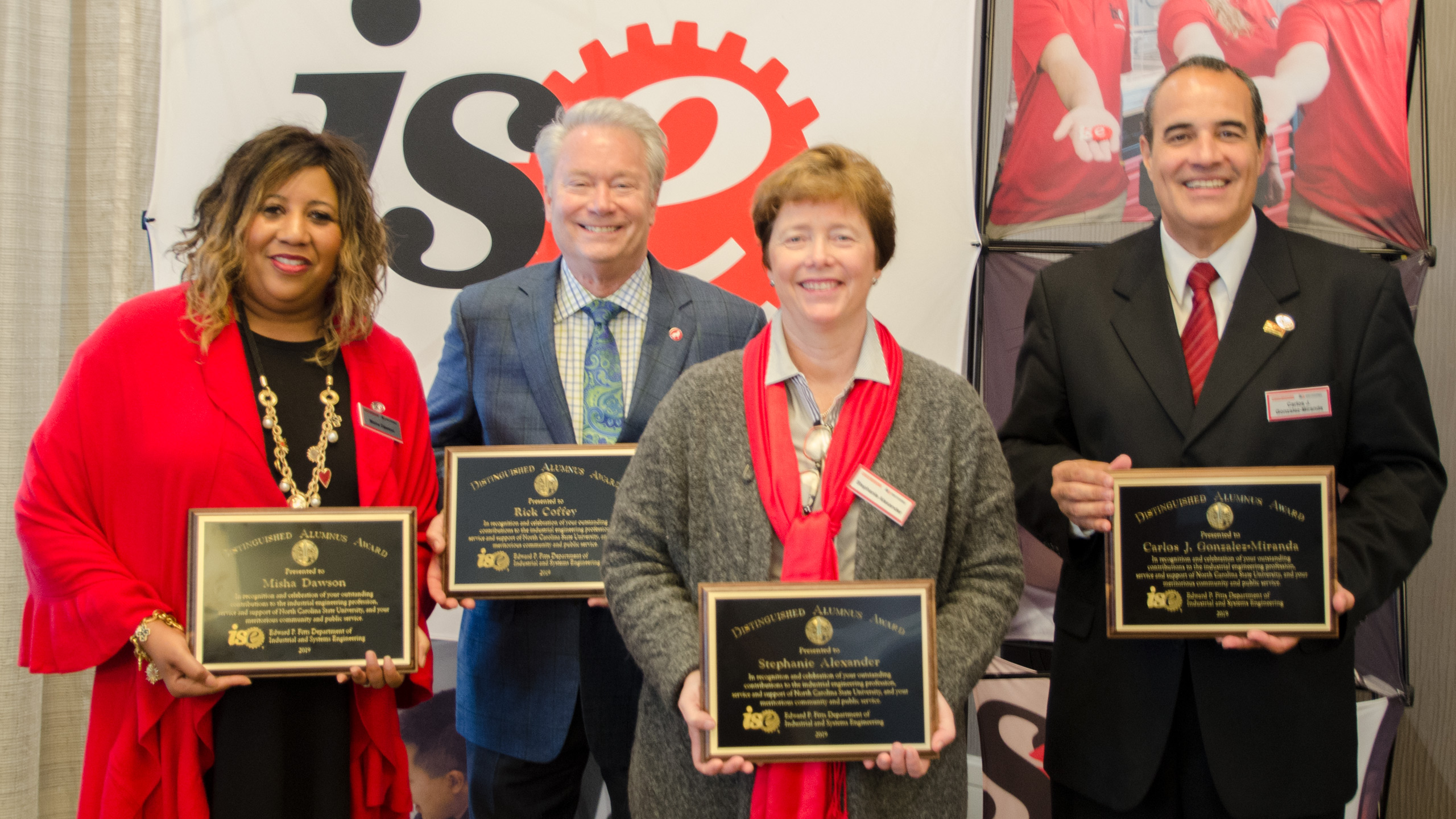 2019 Distinguished Alumni Award Winners