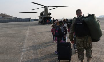 New Tool Aims to Assist Military Logistics in Evacuating Noncombatants