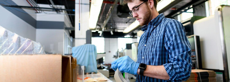 CAMAL 3D-Prints Worker Safety