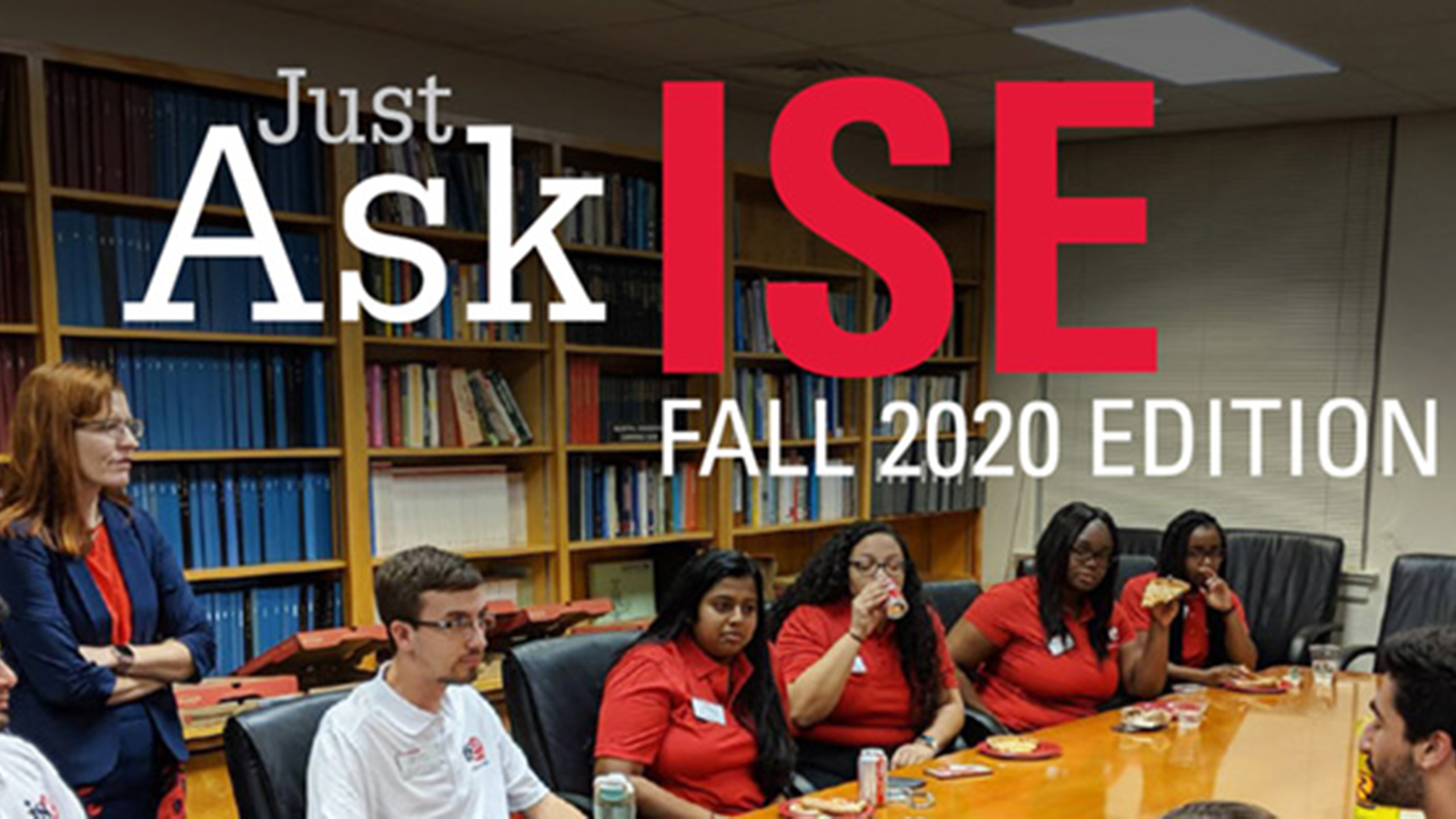 Just Ask ISE | Julie Swann