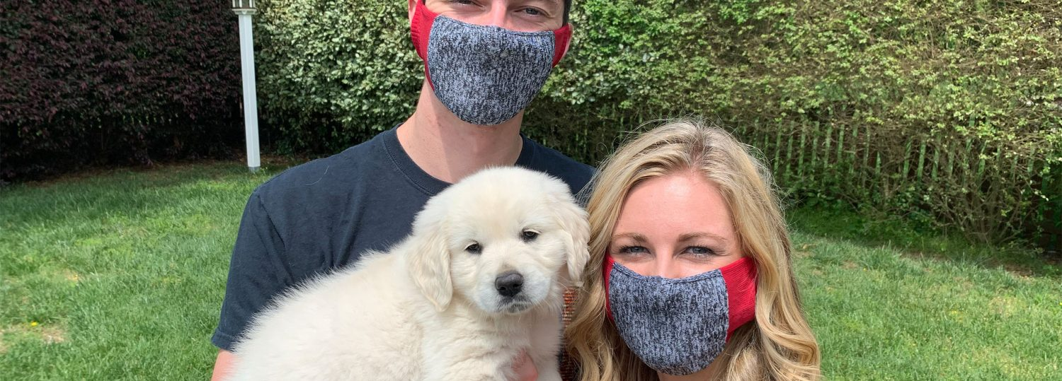 Katie Lawson and Eric Swanson | Easy Masks