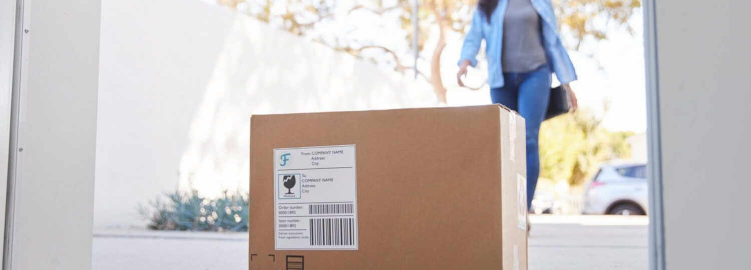 COVID and Touchless Logistics for Home Delivery