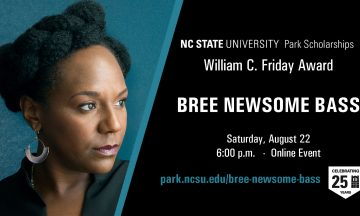 Bree Newsome Bass | William C. Friday Award