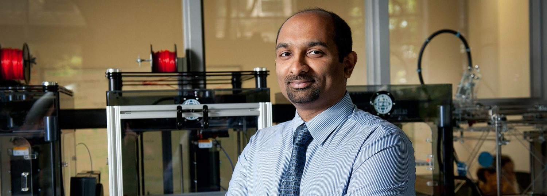Faculty Spotlight: Binil Starly