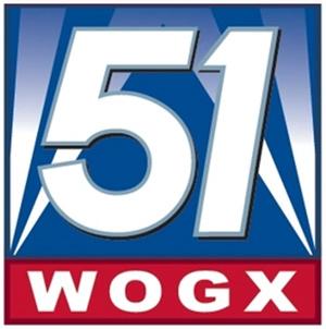 WOGX Fox 51 logo