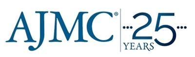 AJMC | 25 Years Logo