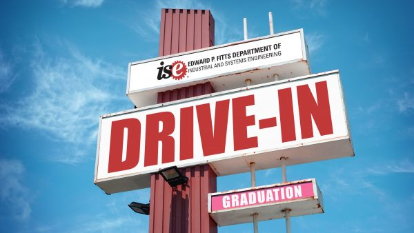 2020 ISE Drive-In Graduation Event