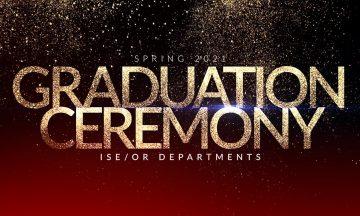 Spring 2021 Virtual Graduation Ceremony