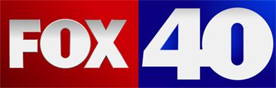 Fox 40 News Logo
