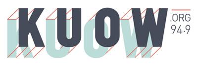 KUOW News Logo