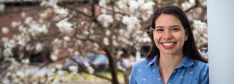 Ana Sofia Uzsoy is NC State's third ever Chuchill Scholar
