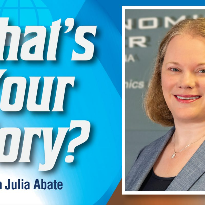 What's your Story with Julia Abate