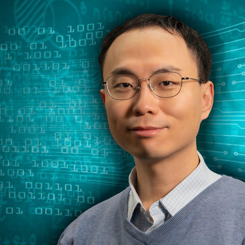 A Professor so Innovative They Made a New Award