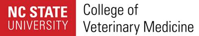 NC State College of Veterinary Medicine Logo