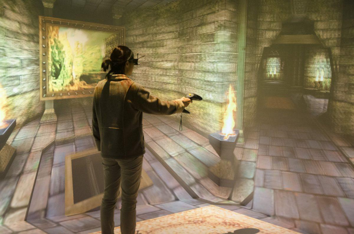 Karen Chen in Virtual Reality