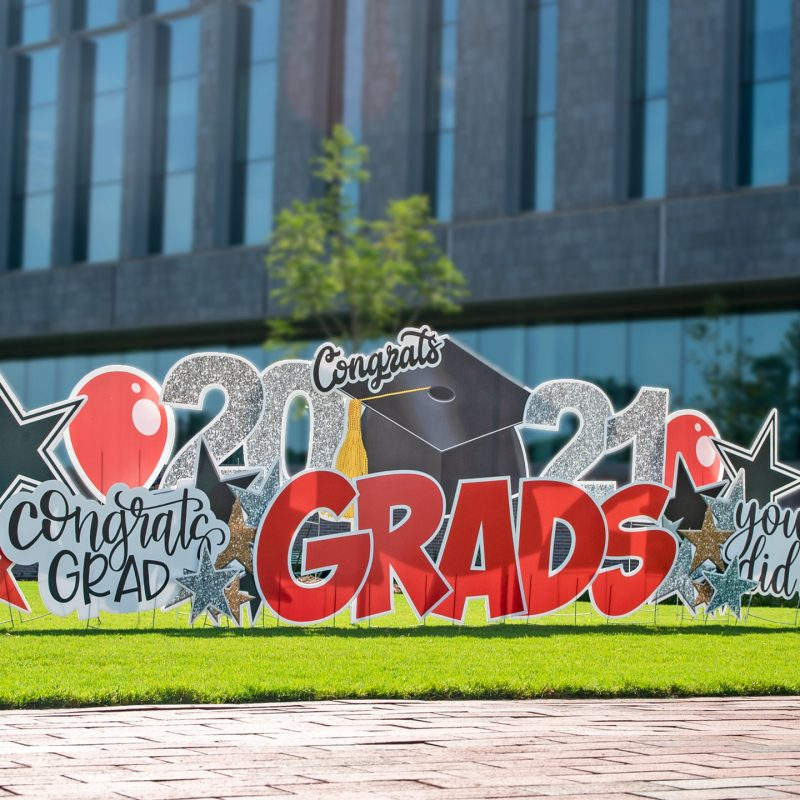 2020 – 2021 Graduation Reception