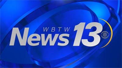 WBTW News 13 Logo