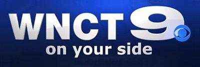 WNCT 9 CBS Logo