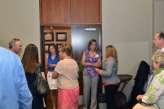 Health Systems Engineering Certification luncheon 2012 - 03