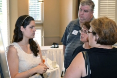 Health Systems Engineering Certification luncheon 2012 - 06