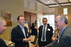 Health Systems Engineering Certification luncheon 2012 - 09