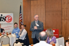 Health Systems Engineering Certification luncheon 2012 - 18