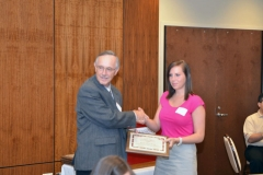 Health Systems Engineering Certification luncheon 2012 - 21