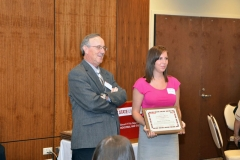 Health Systems Engineering Certification luncheon 2012 - 22