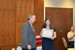 Health Systems Engineering Certification luncheon 2012 - 27