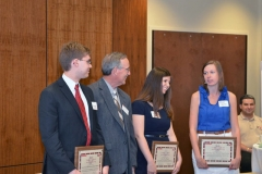 Health Systems Engineering Certification luncheon 2012 - 28