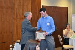 Health Systems Engineering Certification luncheon 2012 - 29