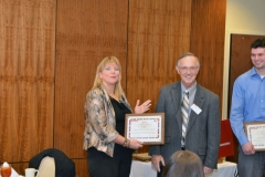 Health Systems Engineering Certification luncheon 2012 - 30