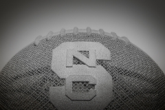 3D Printed NC State Football - 06