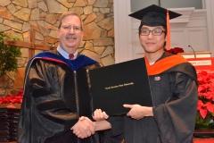 Fall Graduation Ceremony 2012 - 027