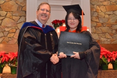Fall Graduation Ceremony 2012 - 034